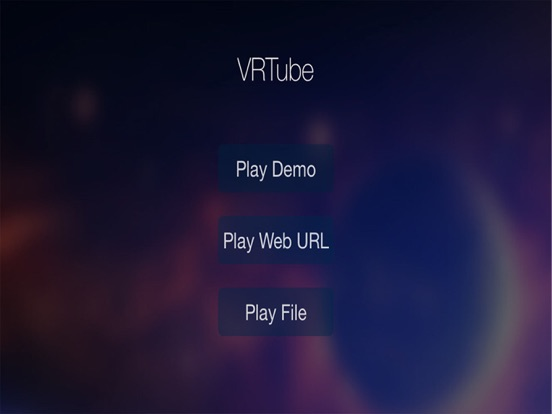 VRTube 360 Pro - Virtual Reality Player Screenshots