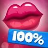 Lip Kissing Test – Love Calculator and Prank Meter