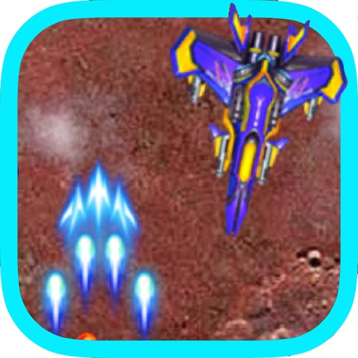 Jet Fighter Flight Simulator Game iOS App