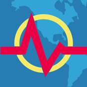 Earthquake+ | Earthquakes Map, News, Alert, Info with Facebook and Twitter integration (former Oz Quake) icon