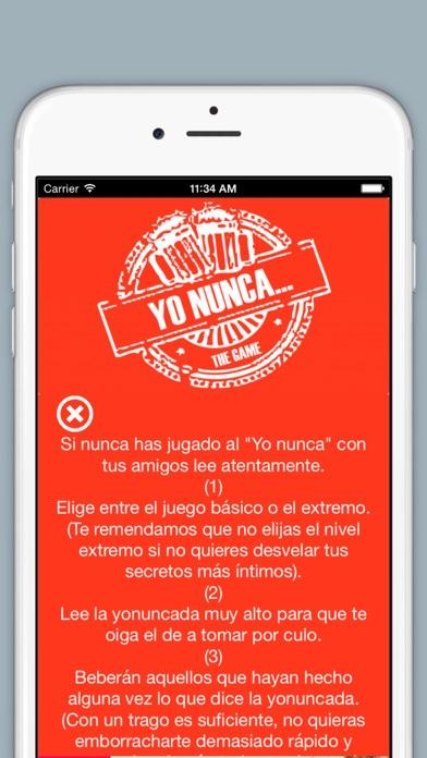 download Yo Nunca - The Game apps 1
