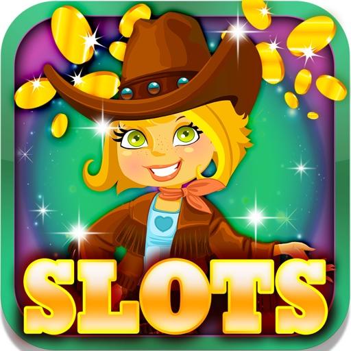 Cowboy Slot Machine: Hit the grand Texas jackpot iOS App