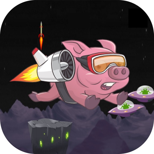 Pepper The Flying Pig 2 iOS App