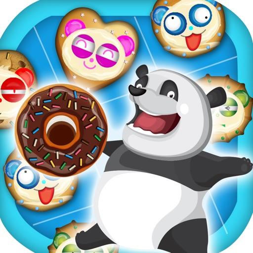 Sweet Panda Poke - Blast the bubble in free panda jungle adventures iOS App