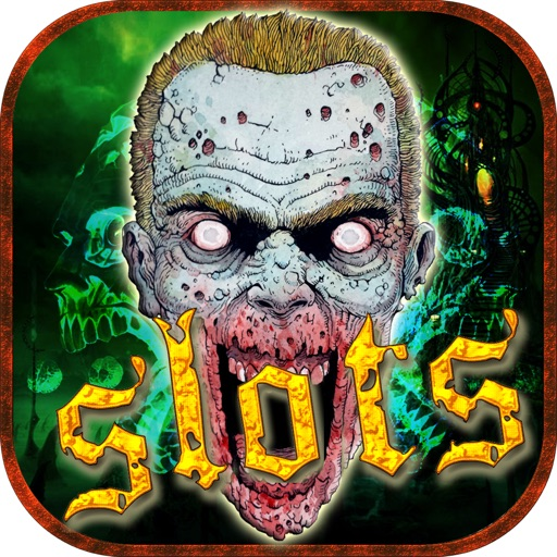 Halloween Slots – Play free HD slot machines and win wild in casino party iOS App