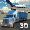 Real City Airport Cargo Truck Transport Challenge 3D