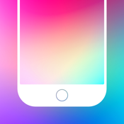FancyLock - pimp your lock screen wallpaper and customize it with new colorful themes and styles icon