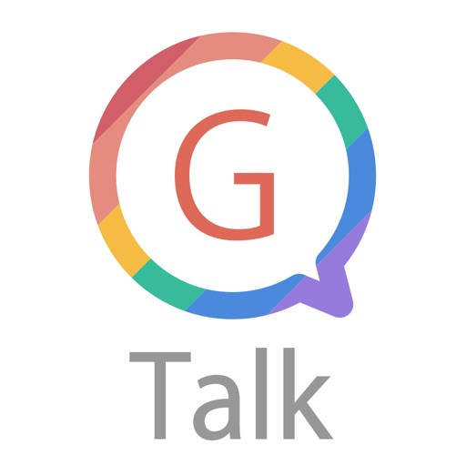 G-Talk - The best gay free chat dating app Icon