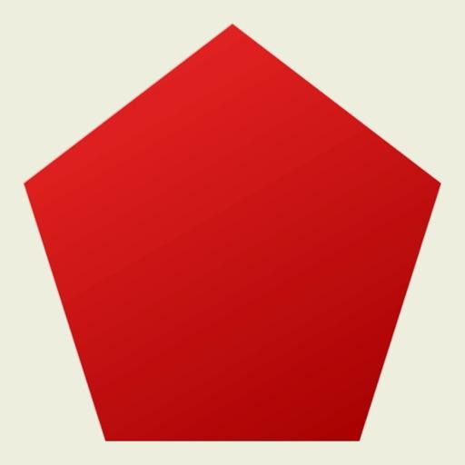 Memory Shapes - Memory Game for Kids iOS App