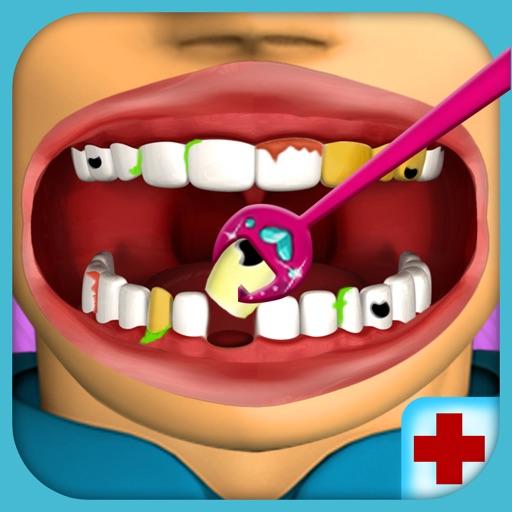 Elsa Dentist Surgery Simulator iOS App