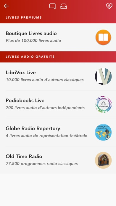 download Audiobooks HQ apps 4