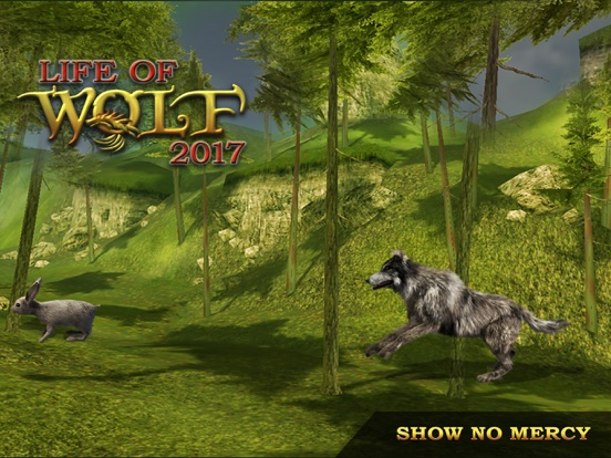 Скачать Волк: волки охота симулятор жизни корма и расти