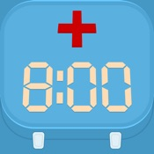 Pill Monitor - Medication Reminders and Logs Mobile App Icon
