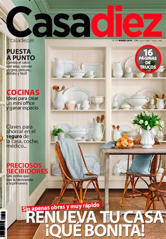 CASA DIEZ Revista screenshot 1
