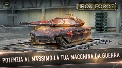 Screenshot of Iron Force2