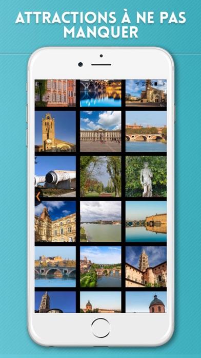 Toulouse Guide de Voyage avec Carte OfflineCapture d'écran de 4