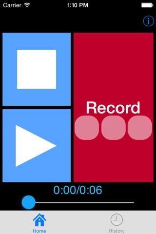 MP3 Voice Recorder screenshot 4