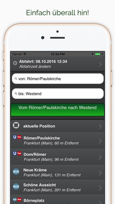 A+ Fahrplan Frankfurt... screenshot1