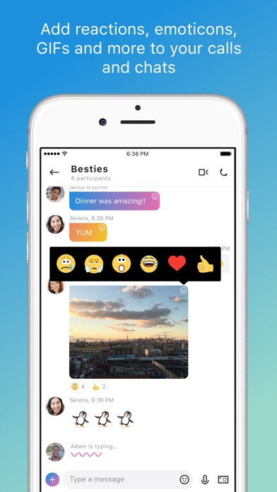 download Skype for iPhone apps 1
