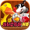 The Farm Lucky Slots HD Pro - One good day to beat the Casino - No Ads Version