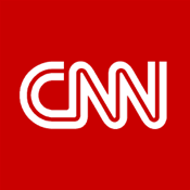 CNN App for iPhone icon