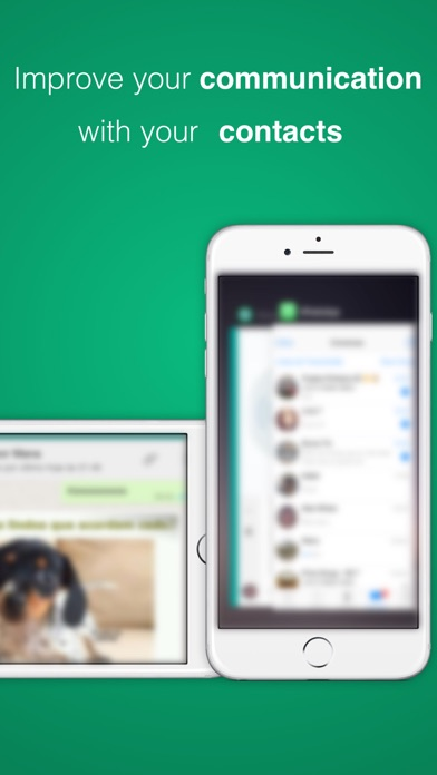 WhatZapp to WhatsApp for iPad Screenshots