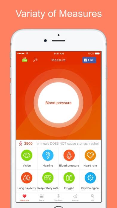 iCare Blood Pressure Monitor-0