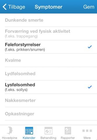 Min Hovedpine screenshot 3