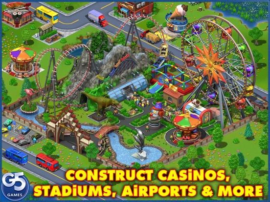 Screenshot #4 for Virtual City Playground®: Building Tycoon HD