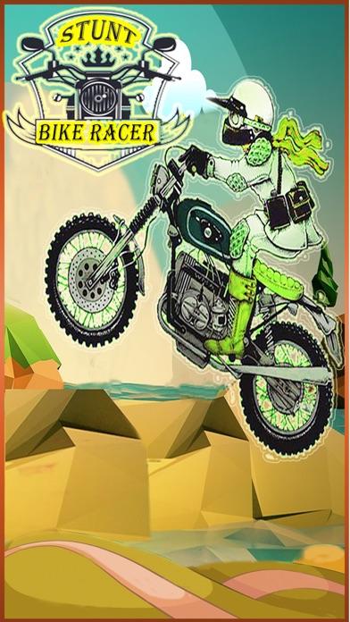 Мотокросс испытания: Stunt Bike RacerСкриншоты 5