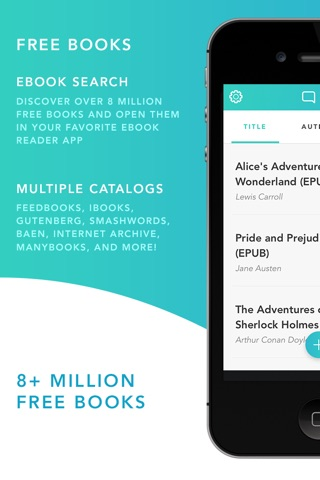 eBook Search Pro - iBooks, etc screenshot 1