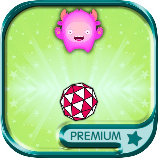 Trainer monsters Throw balls for children - Pro iOS App