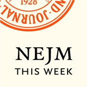 NEJM This Week Mobile App Icon