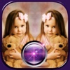 Photo Mirror Effects – Make Reflection Split Pic.s With Collage Jointer Clone Cam split pic clone yourself