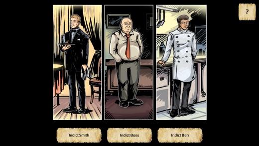 CrimeStory - В ресторане Screenshot
