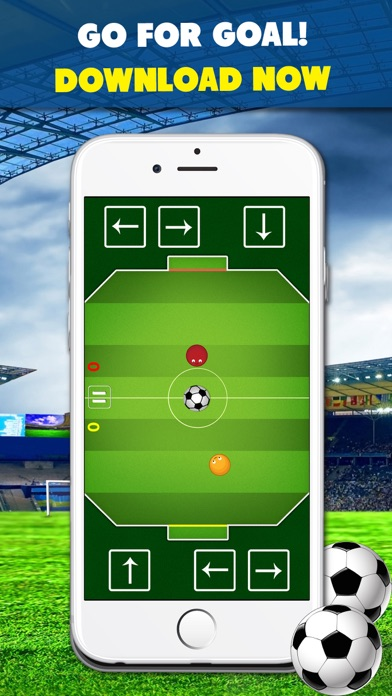 download Chaos Soccer Scores Goal - Multiplayer football flick apps 0