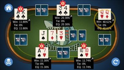 Poker Odds+ Texas Holdem tools for pros Screenshot