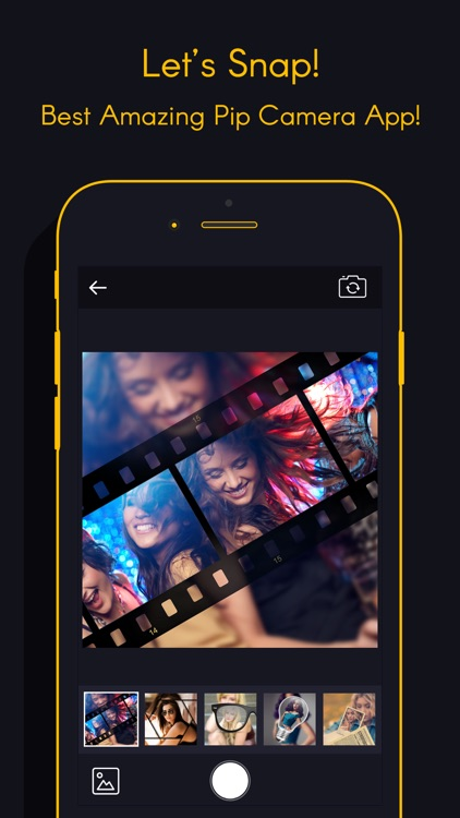 PIP Camera Plus-Photo layout editor and Selfie cam by Dipan