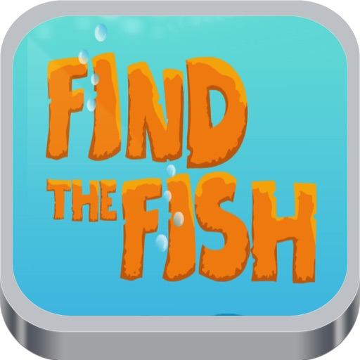 Find The Fish Puzzle iOS App