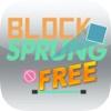 Block Sprung Gratis - Achte Auf Rote Blocks