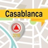 Casablanca Offline Map Navigator and Guide