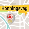 Honningsvag Offline Map Navigator and Guide
