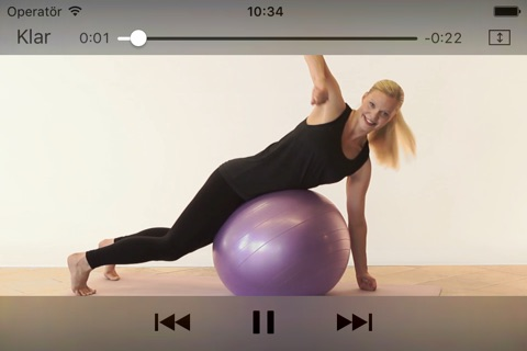 Ball & Band by Poworkout screenshot 4