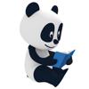 Panda: Livros em RA