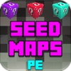 Seed Maps for Minecraft PE ( Pocket Edition ) - The Coolest Seeds for FREE !