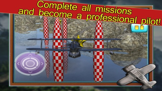 3D Aircraft Air Adventures - New Free Story Screenshot