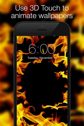 Live Wallpapers - Custom Backgrounds and Themes screenshot 2