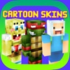 Cartoon Skins for PE - Best Skin Simulator and Exporter for Minecraft Pocket Edition