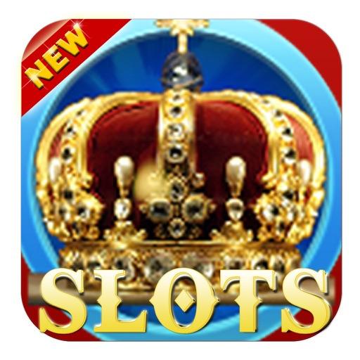 Queen's Tiara - Top Richest Casino with Lucky Spin & Mega Daily Bonus iOS App