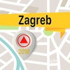 Zagreb Offline Map Navigator and Guide